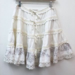 Da-Naang Corduroy Skirt SIze M NWOT